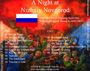 A Night At Nizhnij Novgorod