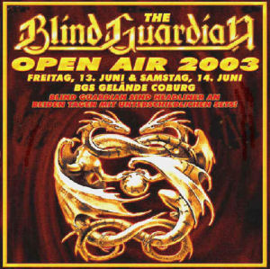 Blind Guardian Open Air Day 2