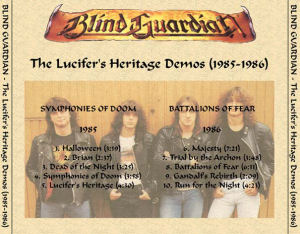 The Lucifer's Heritage Demos