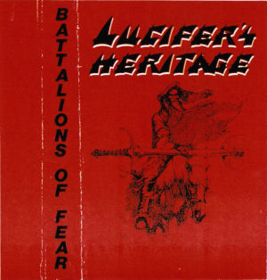 Battalions Of Fear (Lucifer's Heritage)