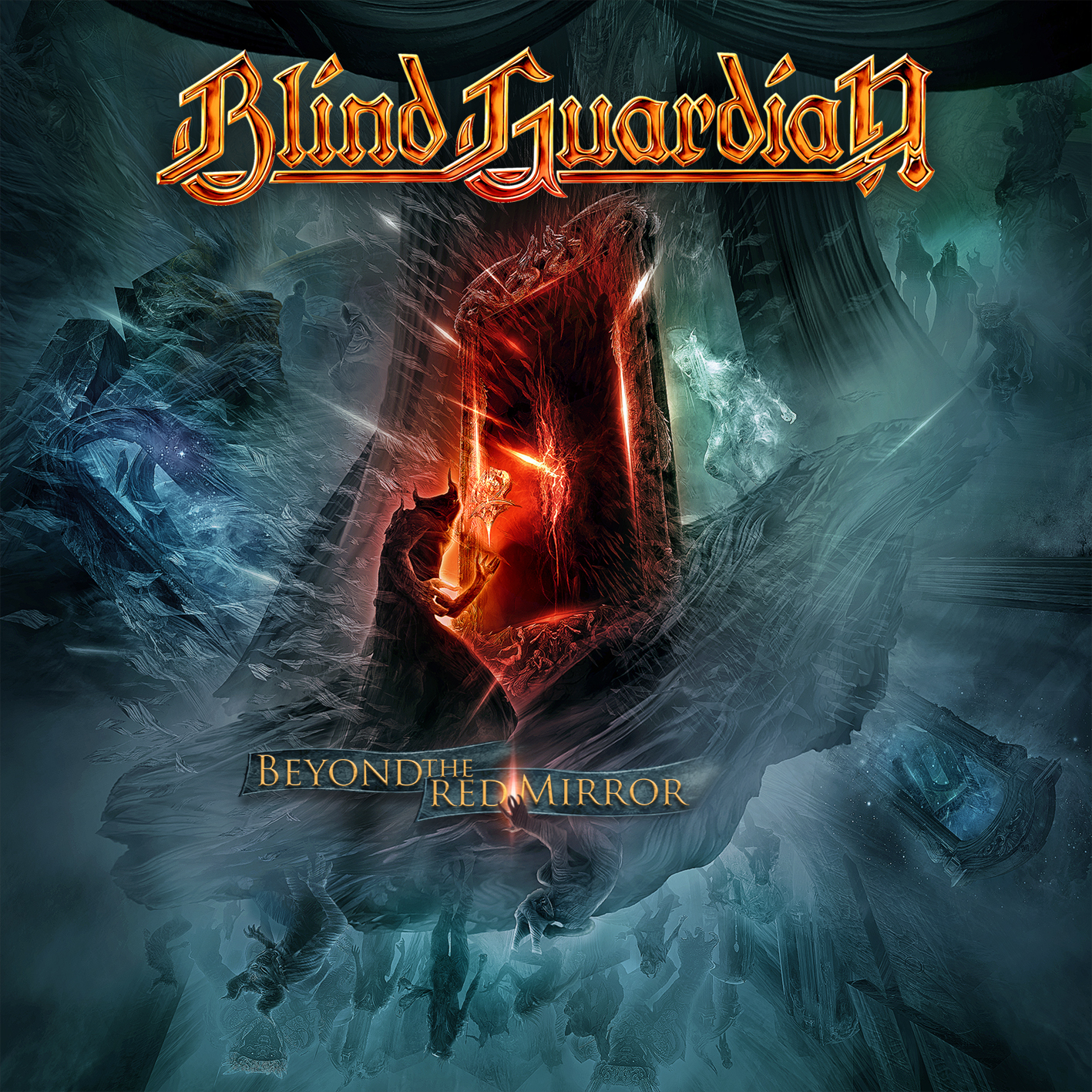 Beyond the red mirror en blind for Mirror mirror blind guardian lyrics