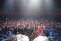 Blind Guardian au Bataclan, le 14 avril 2015