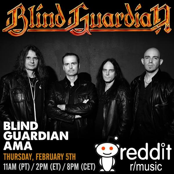 Blind guardian ama on reddit on february 5th en blind for Mirror mirror blind guardian lyrics