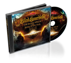 Blind Guardian CD for Metal Hammer