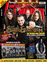 Metal Hammer Octobre 2010
