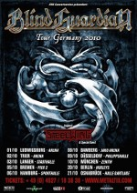 German tour 2010 / 2011