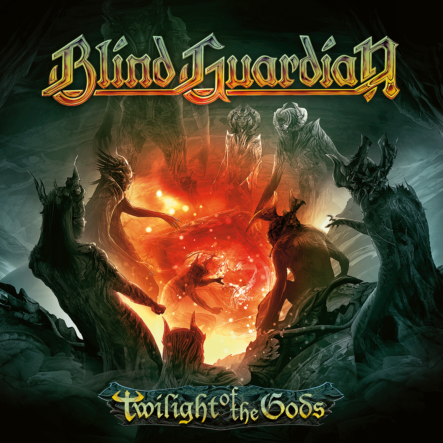 Twilight of the gods en blind for Mirror mirror blind guardian lyrics