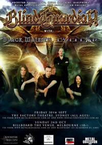 The Sacred Worlds And Divine Songs Tour